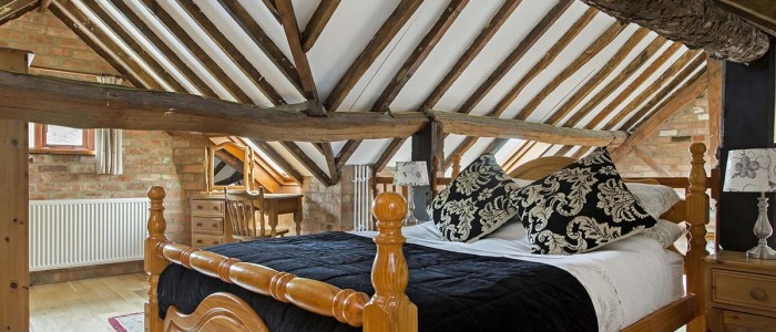 The Hayloft Self Catering Cottage Bedroom